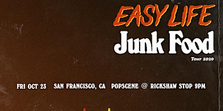 EASY LIFE with support tba tickets