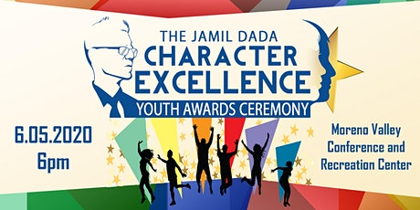 The Jamil Dada Character Excellence Youth Awards Ceremony tickets