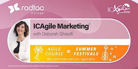 Agility in Marketing tickets