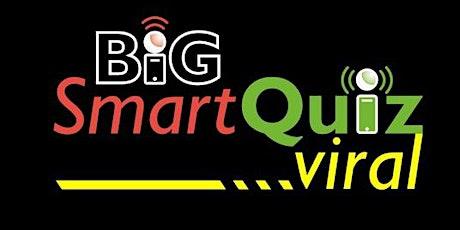 BSQ at a virtual Sixty Million Postcards LIVE QUIZ tickets