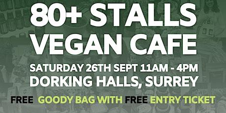 Dorking Vegan Fair tickets
