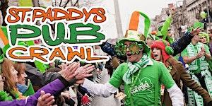 "Houston ""Luck of the Irish"" Pub Crawl St Paddy's..."