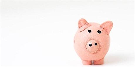 Getting Financially Fit! webinar entradas