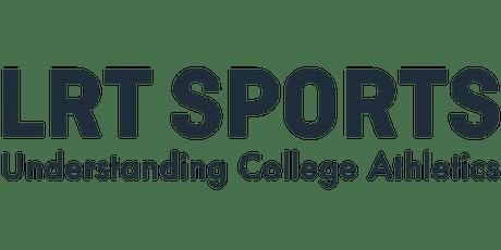 Virtual Understanding College Athletics™ Workshop tickets