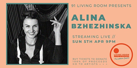 The Lockdown Sessions ft. Alina Bzhezhinska tickets