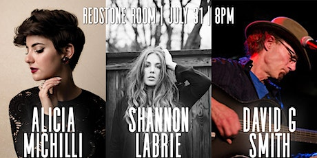 Songs & Stories with David G. Smith, Alicia Michilli & Shannon LaBrie tickets