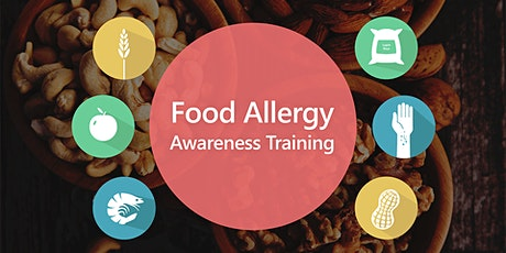 Food Allergen Awareness Workshop (online via Webinar) tickets