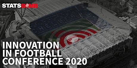 StatsBomb Innovation in Football Conference 2020 - postponed to 2021 tickets