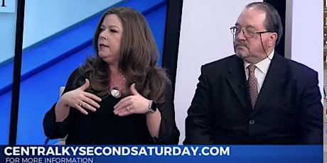 Central Kentucky Second Saturday Divorce Workshop-Webinar  tickets