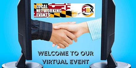 VIRTUAL MBX Networking HAPPY HOUR tickets