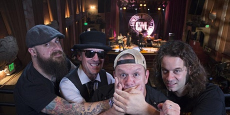 Cowboy Mouth (Rescheduled from May 9) @ SPACE tickets
