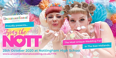 Tying The Nott Wedding Fair 2021 tickets