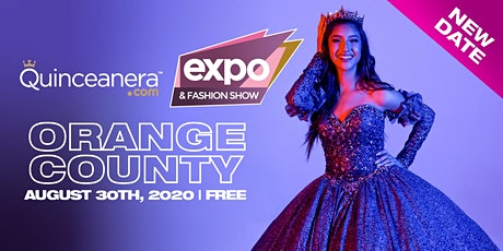 Quinceanera.com Expo and Fashion Show Orange County 2020 tickets