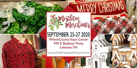 Mistletoe Merchants of Nashville tickets