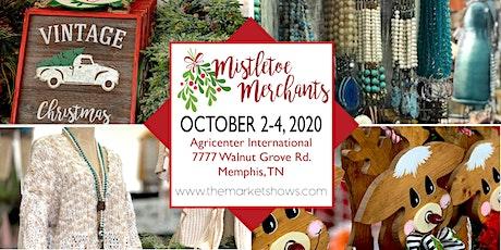 Mistletoe Merchants of Memphis tickets