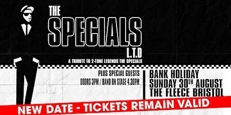 The Specials Ltd tickets