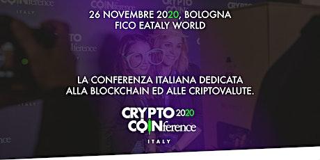Crypto Coinference 2020 biglietti