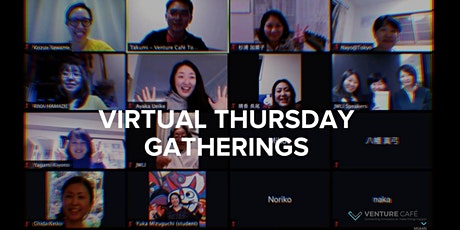 Venture Cafe Miami's Virtual Gathering tickets