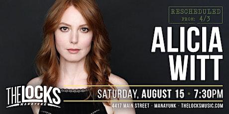 Alicia Witt tickets