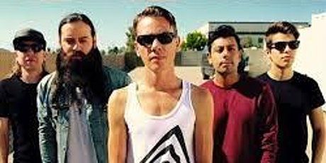Red Jumpsuit Apparatus at1933 tickets