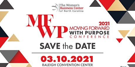 5th Annual Moving Forward with Purpose Conference tickets