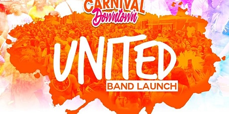 Save the Date: Orlando Carnival Downtown United Band Launch tickets