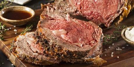 DelecTable at a Distance - Prime Rib Saturdays tickets