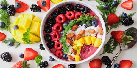 Nutrition for a Strong Immune System tickets