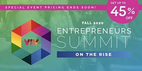 Viv Entrepreneurs Summit 2020 tickets