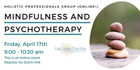 HPG Presents: Mindfulness And Psychotherapy tickets