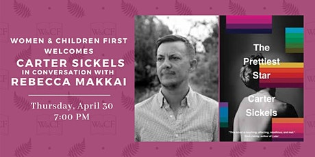 Author Conversation: Carter Sickels & Rebecca Makkai tickets