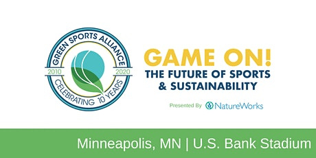 2020 Green Sports Alliance Summit (Postponed - New Date TBD) tickets