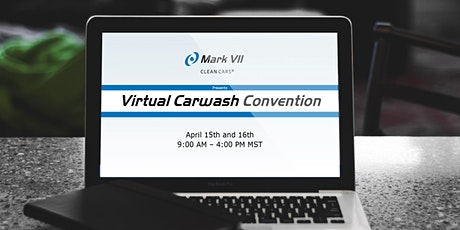 Mark VII Carwash Convention: Tunnel Excellence tickets