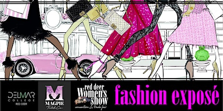 Fashion Expose - Red Deer Womens Show tickets