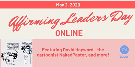 ONLINE Affirming Leaders Day 2020 tickets