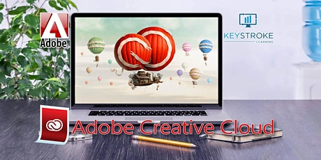 Live Online - Adobe Creative Cloud Introduction tickets