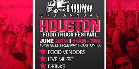 3rd Annual Houston Food Festival tickets