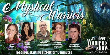Mystical Warriors Psychic Faire tickets