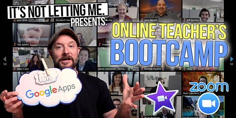 Online Teacher's Bootcamp - April 7 tickets