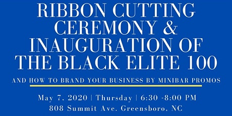 GGBCC  Inauguration of Black Business Elite 100 & Ribbon Cutting Ceremony tickets