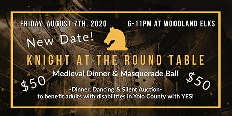 Knight at the Round Table Dinner  tickets