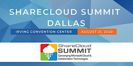 ShareCloud Summit Dallas tickets