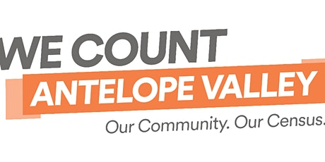We Count LA Census Table - Antelope Valley SPA 1 tickets