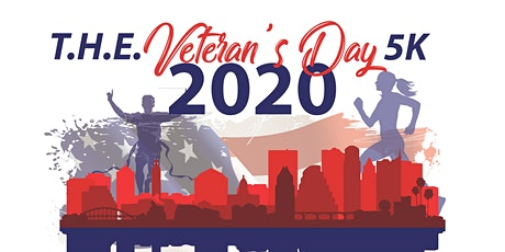 T.H.E. 2020 Vets Day 5K | Annual Fun Run for Toys for Tots tickets