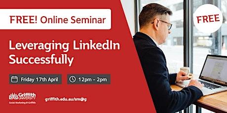 FREE Lunch & Learn Workshop: LinkedIn Workshop tickets