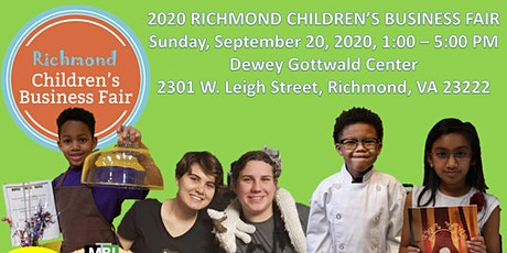 2020 Richmond Children's Business Fair tickets