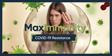 Max Immunity Webinar tickets
