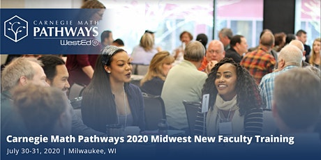 Carnegie Math Pathways 2020 Midwest New Faculty Training tickets