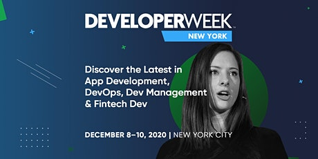 DeveloperWeek New York 2020