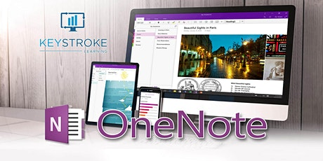 Live Online - Microsoft OneNote Introduction tickets